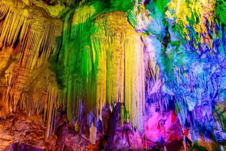 선농자선룽 동굴1