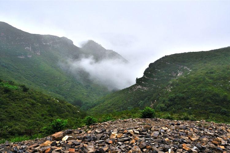 양톈산 국가삼림공원4