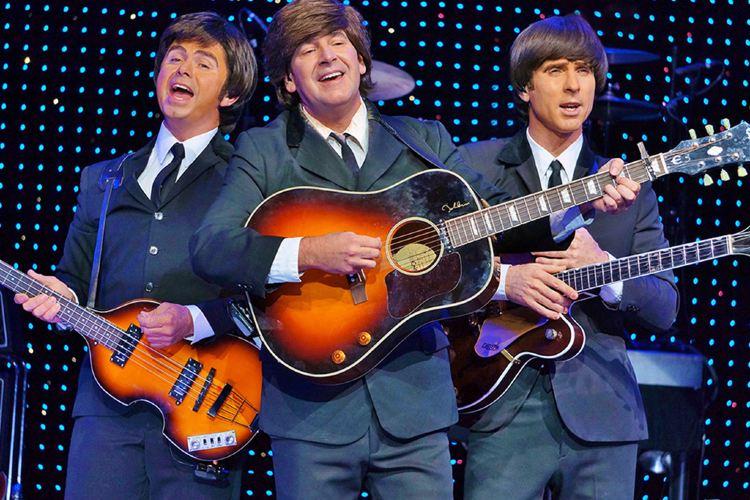 拉斯維加斯《Beatle Show》秀3