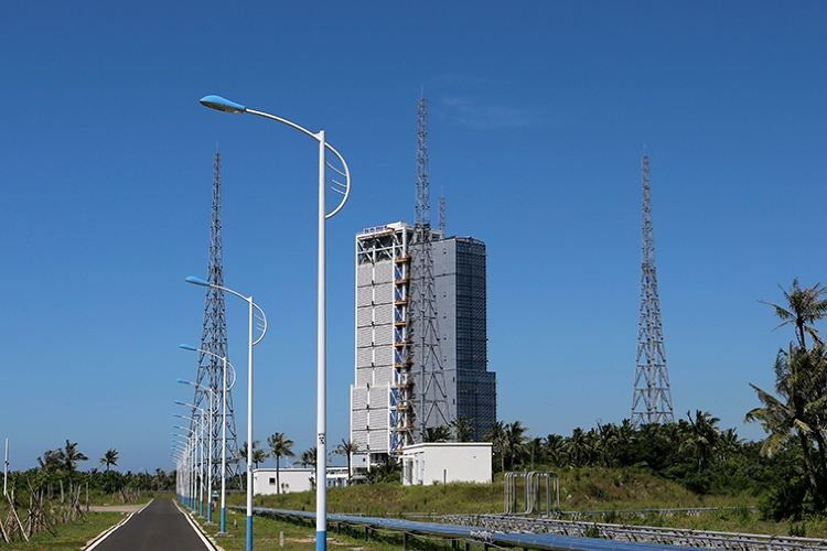 Wenchang Satellite Launch Center/WSLC1