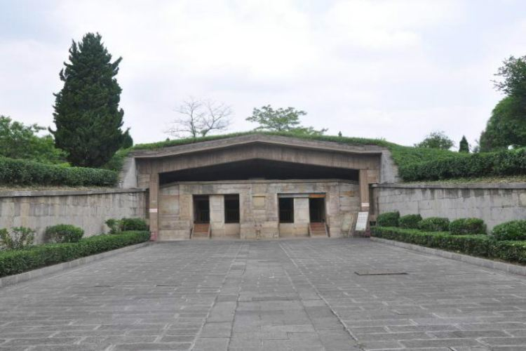 Yang can Tomb2