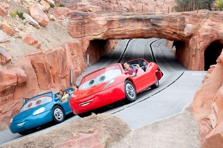 Disney California Adventure Park1