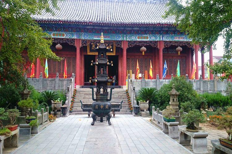 荊州古城歷史文化旅遊區3