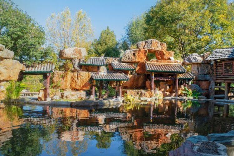 Dalicang Mountain Botanical Garden1