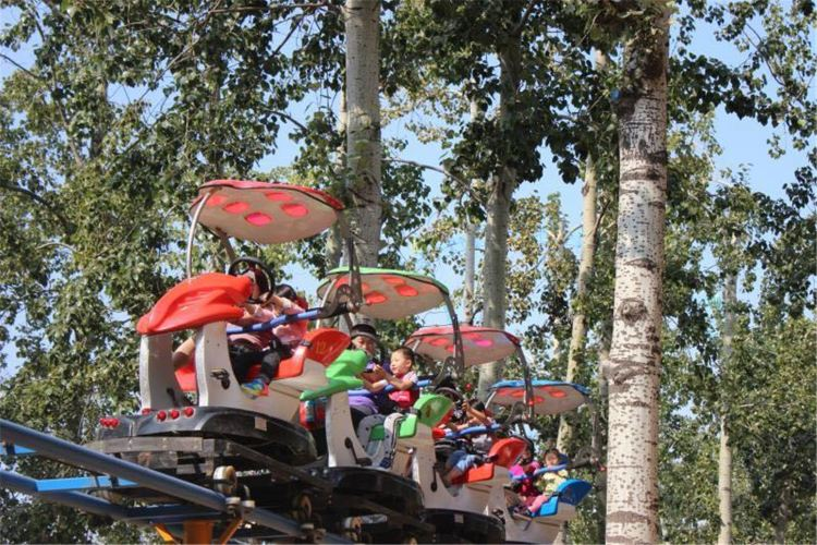 Jinan Zoo Fairy World Amusement Park