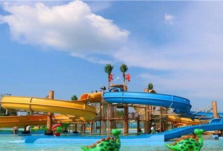 哪吒鬧海水樂園