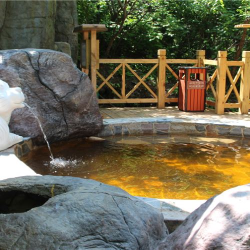 Changbai Mountain Tianmu Hot Spring
