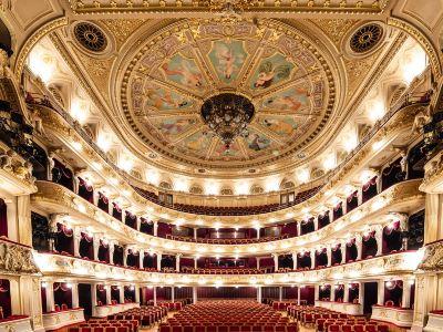 Opera and Ballet Theatre of Solomiya Krushelnytska