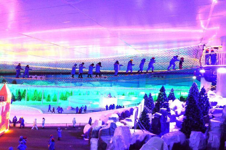 Shilin Ice and Snow Ocean World2