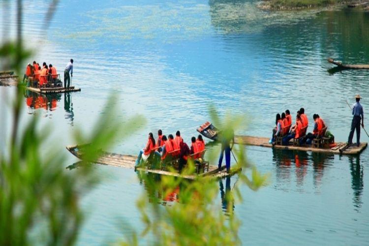 Tianmu River Drifting4
