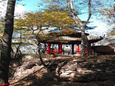 Songfeng Mountain Nature Reserve