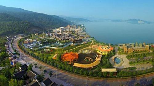 Da Peng Mountain Xianfo Valley Scenic Area