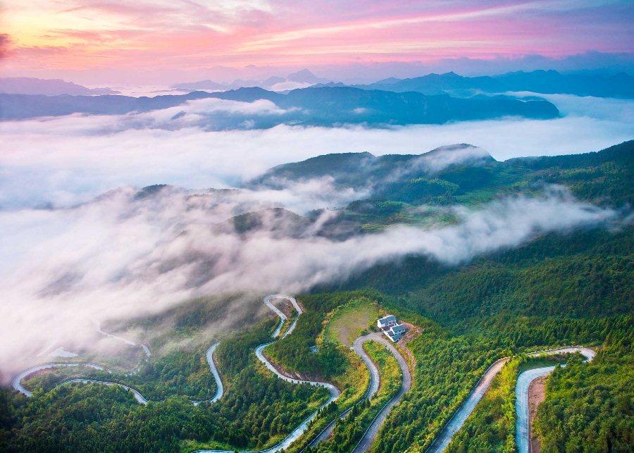 Xianju Jingxing Cliff Scenic Spot & Historical Site
