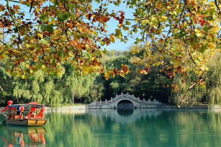 Laolongwan Scenic Resort3