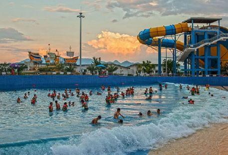 Yunmen Mountain Water Amusement Park