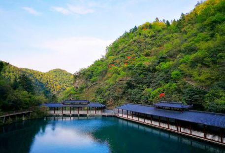 Anjilingxishan Sceneic Area