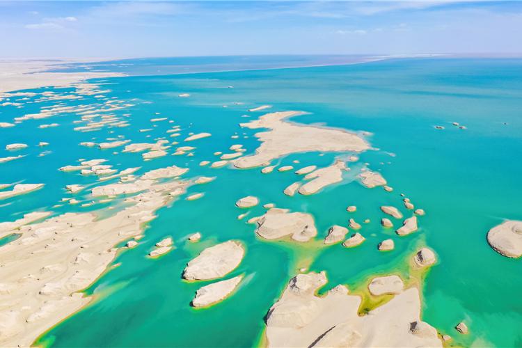 Water Yadan Geopark3