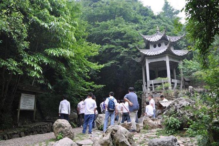 Qinxi Xianggu Scenic Area3