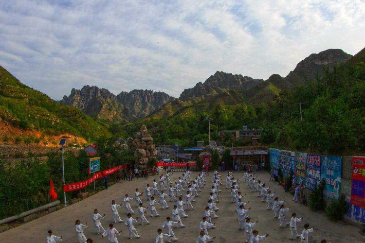 Quansheng Gorge Scenic Area2