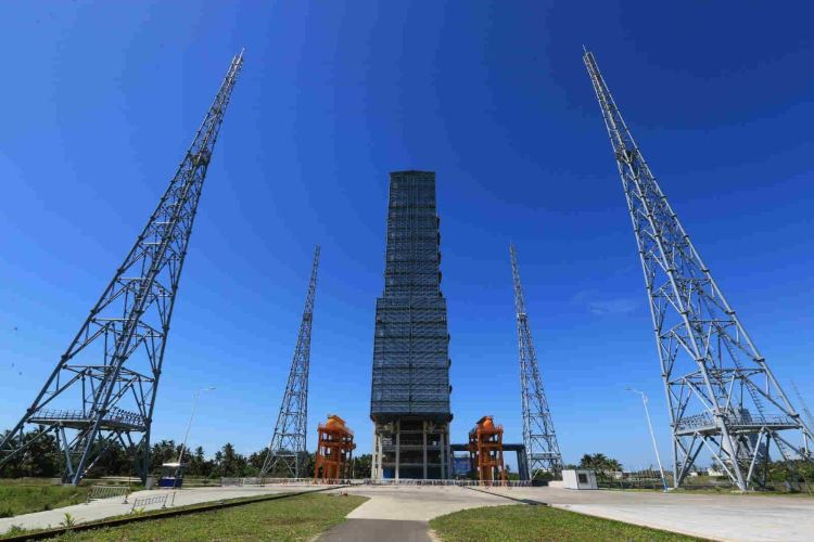 Wenchang Satellite Launch Center/WSLC3