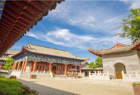 Chentuanmiao Sceneic Area