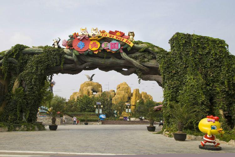Xinma Kingdom Theme Park4