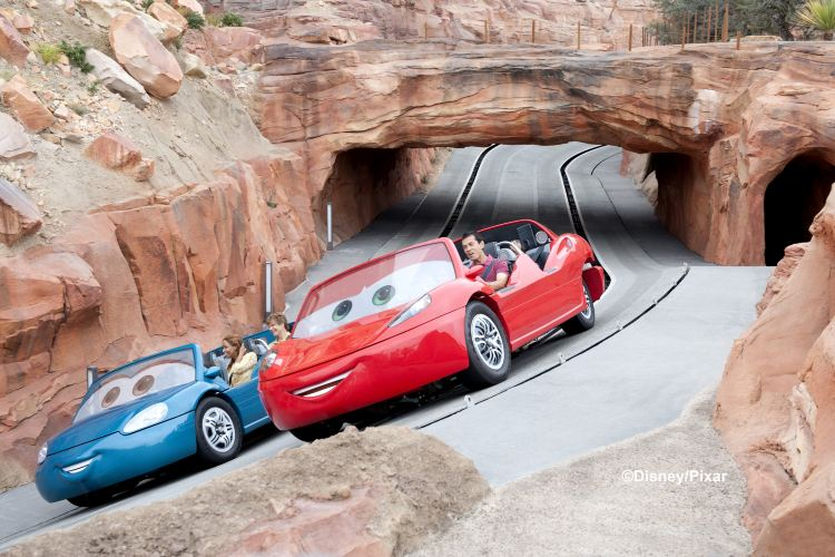 Disney California Adventure Park3