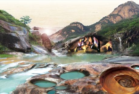 青嵐國家地質公園