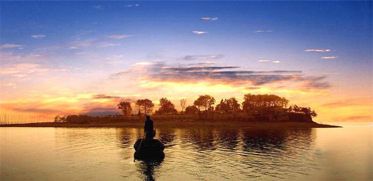 嬉子湖生態旅遊區