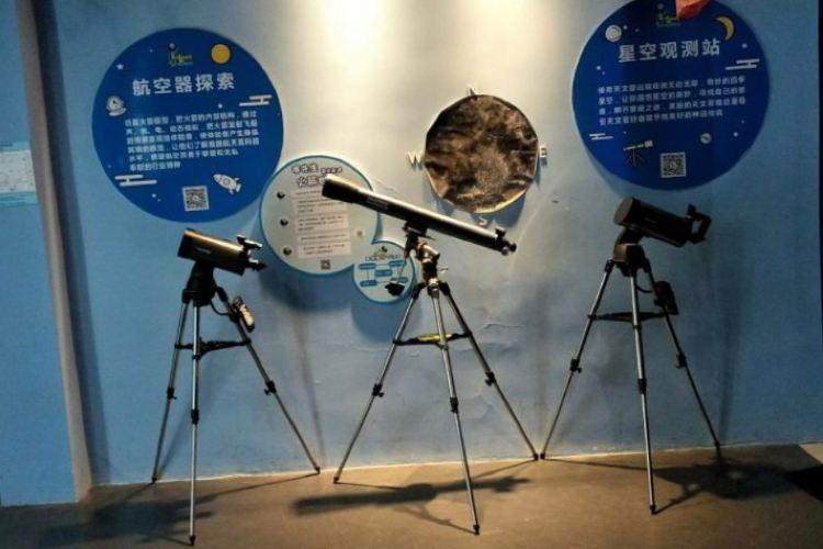 Yujiansai Xiansheng Keji Experience Hall1