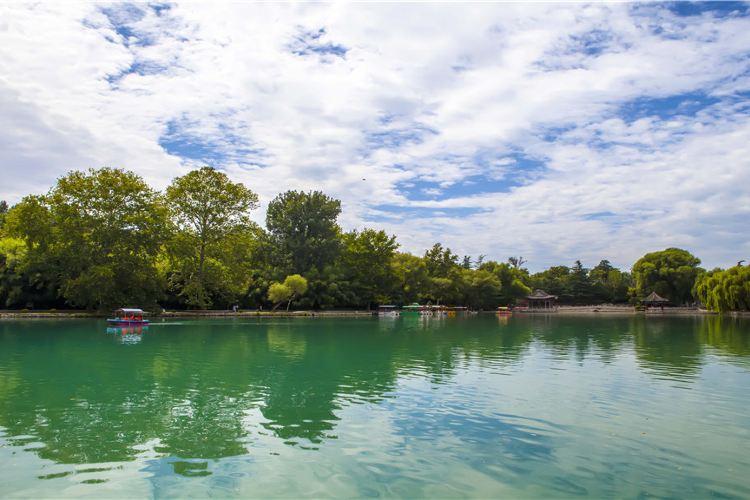Laolongwan Scenic Resort2