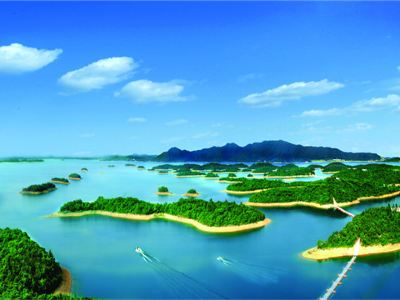 柘林湖風景區