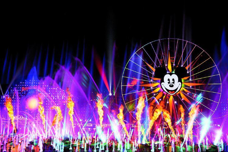 迪士尼加州冒險樂園4