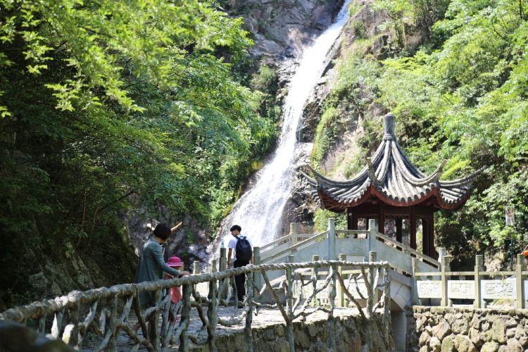 닝보 우룽담 관광지구3