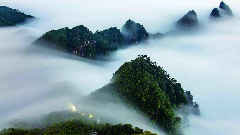 莽山·五指峰景區