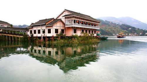 神農溪縴夫文化走廊