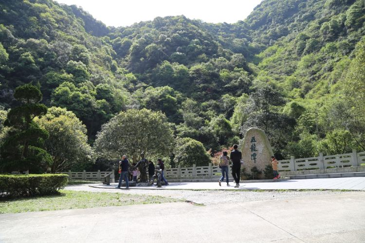 Ningbo Wulongtan Scenic Spot1