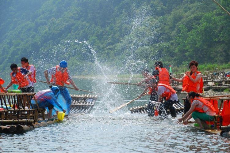 Tianmu River Drifting3
