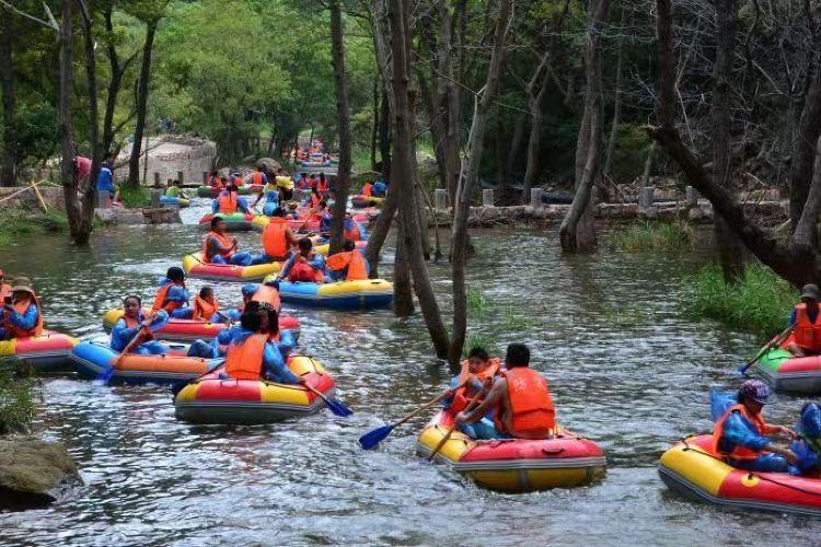 Zhaohushan National Forest Park4