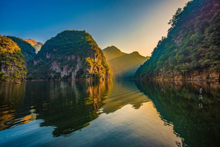 Jinxiu Shengtang Lake Ecotourism Scenic Area1