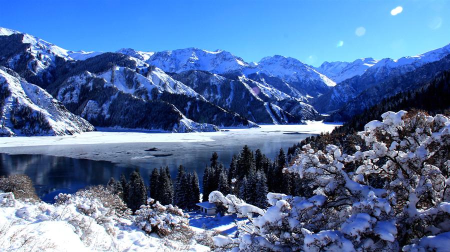 "Tianshan Tianchi (""Heavenly Mountain"" and ""Heavenly Lake"") National Park"