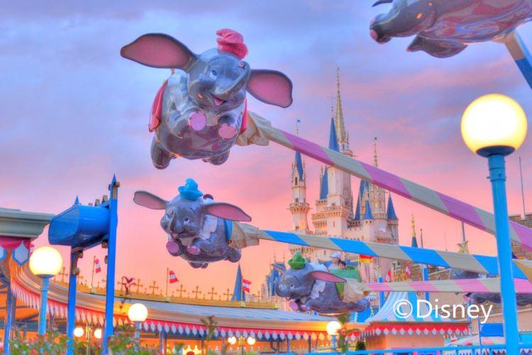 東京迪士尼樂園1