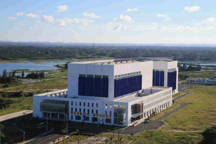 Wenchang Satellite Launch Center/WSLC2