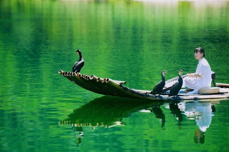 Tianmu River Drifting1