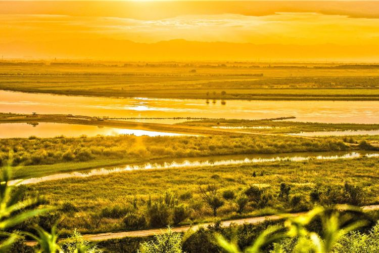 黃沙古渡原生態旅遊區4