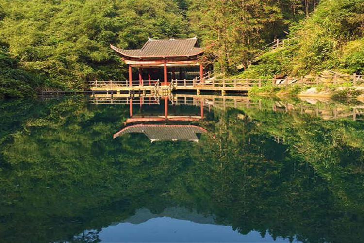 Zhangjiajie Chaoyang Difeng Sceneic Area2