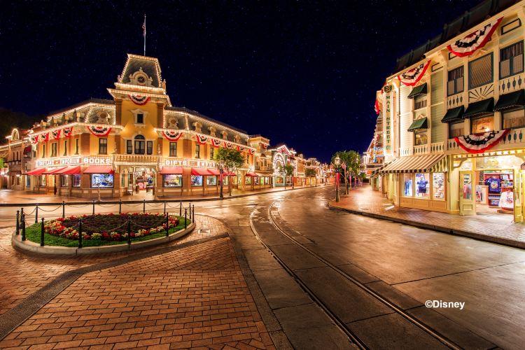 洛杉磯迪士尼樂園3