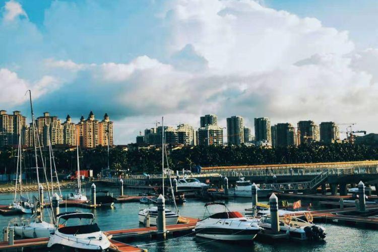 海口市國家帆船基地公共碼頭2