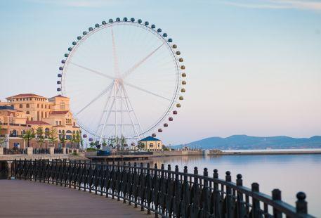 Qingdao Haiquan Bay • Ocean Star Ferris Wheel