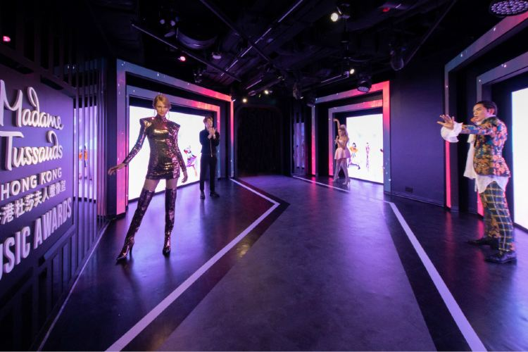 Madame Tussauds Hong Kong3